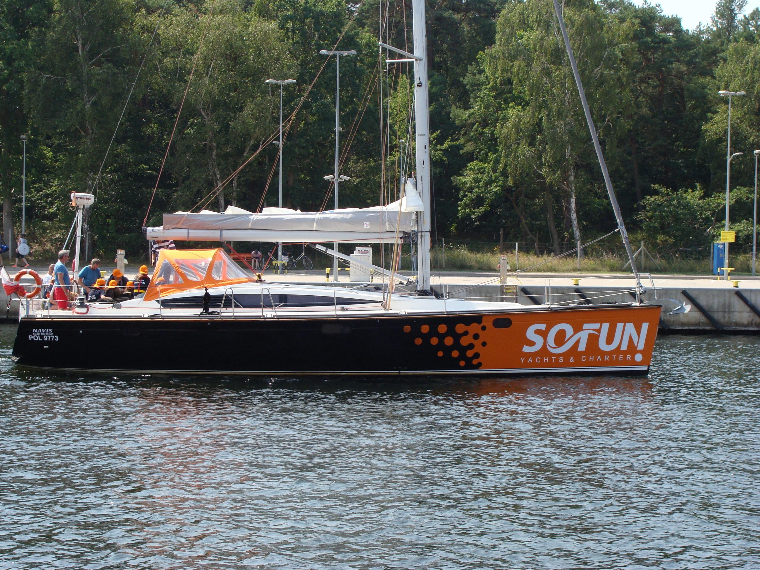 jacht morski 2